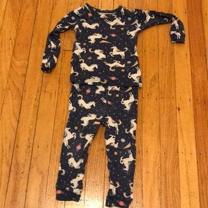 Baby Gap pajama set